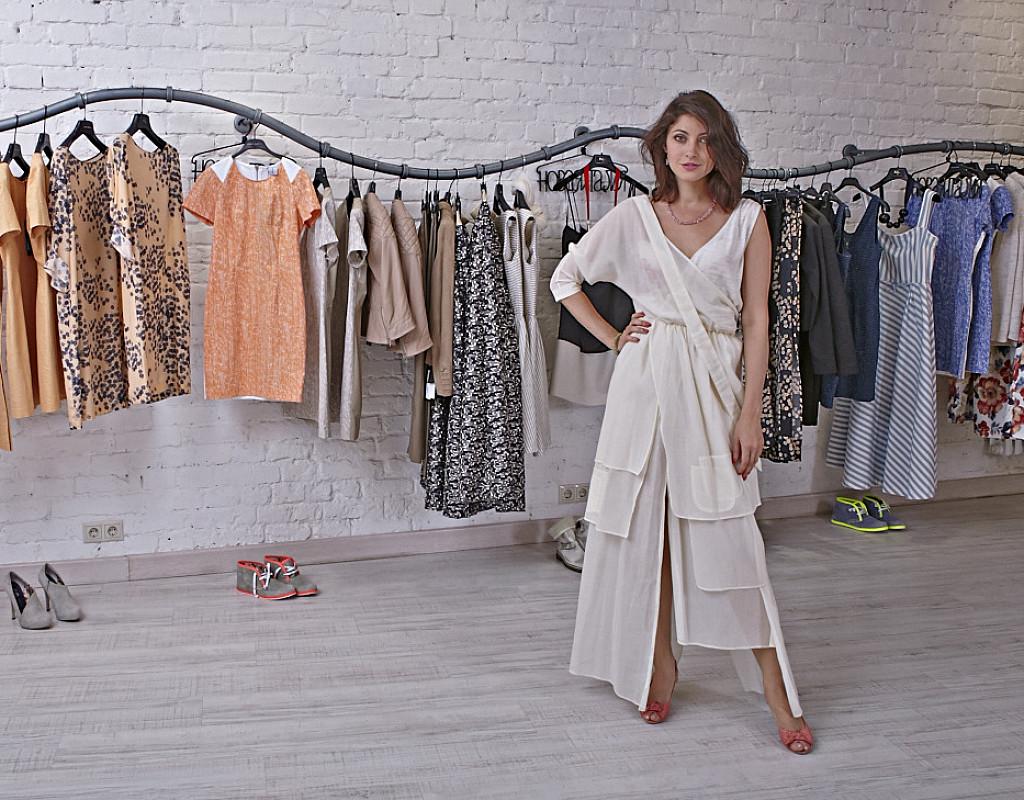 Магазин-салон по продаже дизайнерской одежды