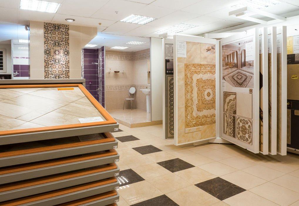 Салон керамической плитки и обоев на севере города