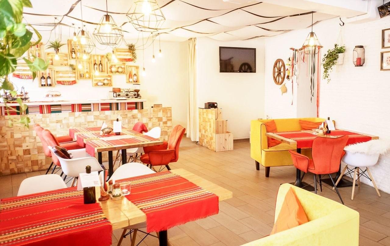 Уникальный ресторан Болгарской кухни