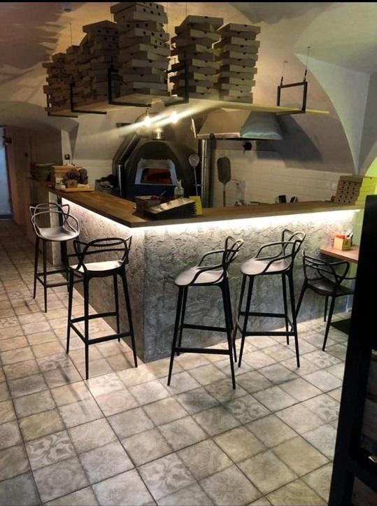 Пиццерия на Васильевском острове