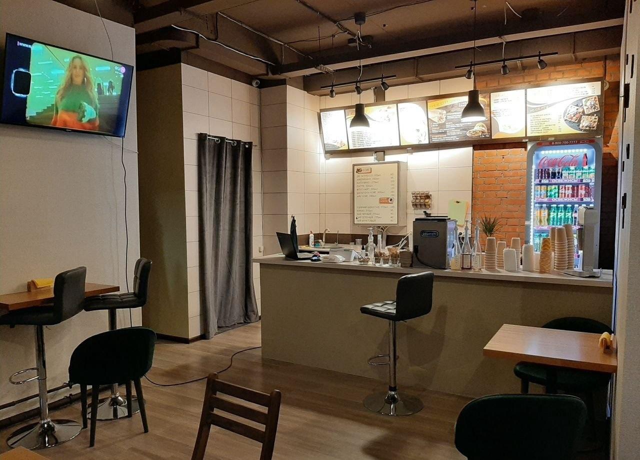 Прибыльное кафе в новом районе