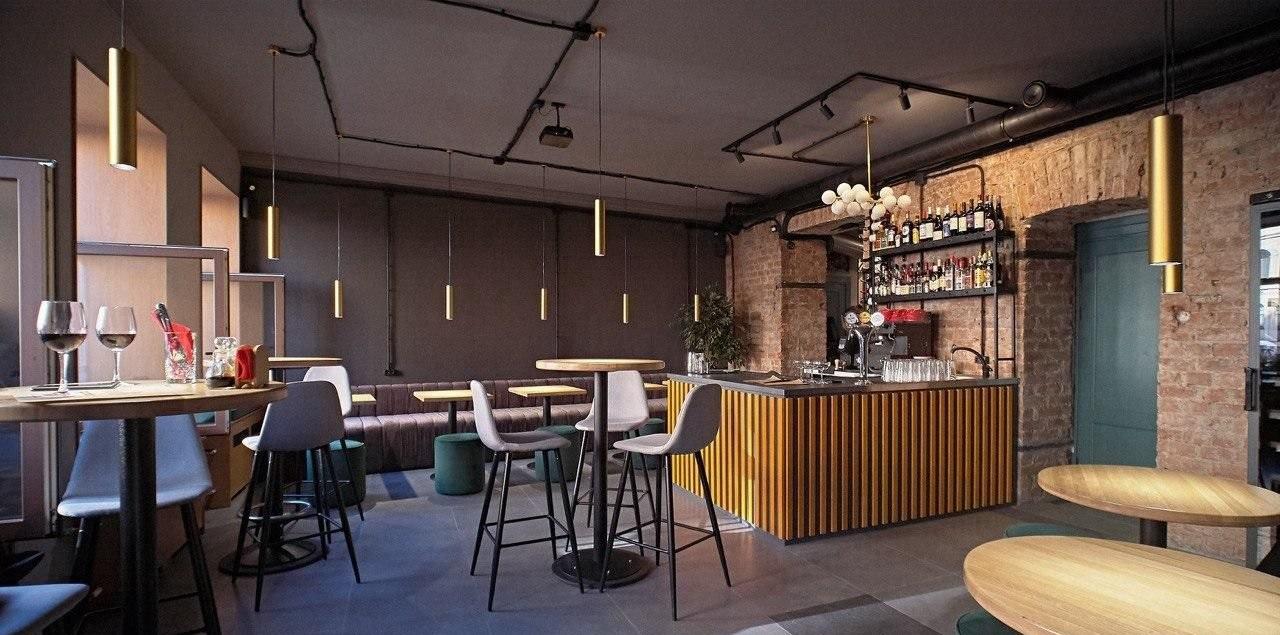Новый ресторан в самом центре Петербурга