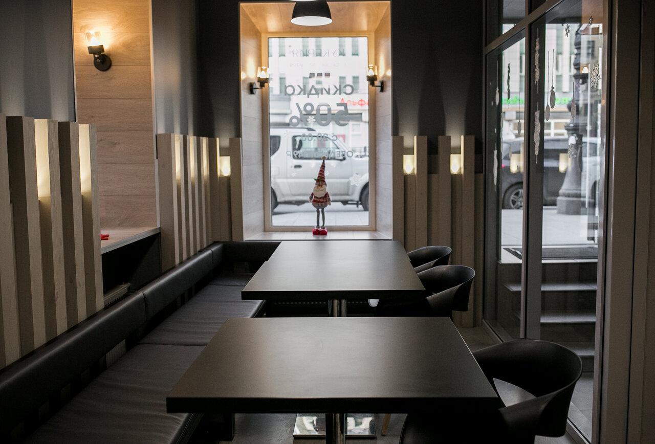 Столовая Кафе Кулинария рядом с ТЦ Галерея