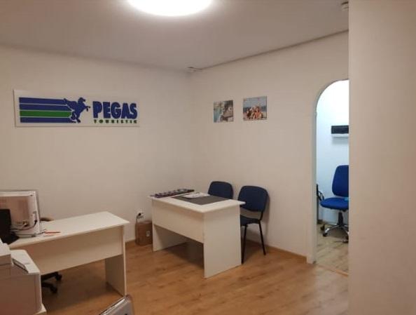 Турфирма с франшизой Pegas