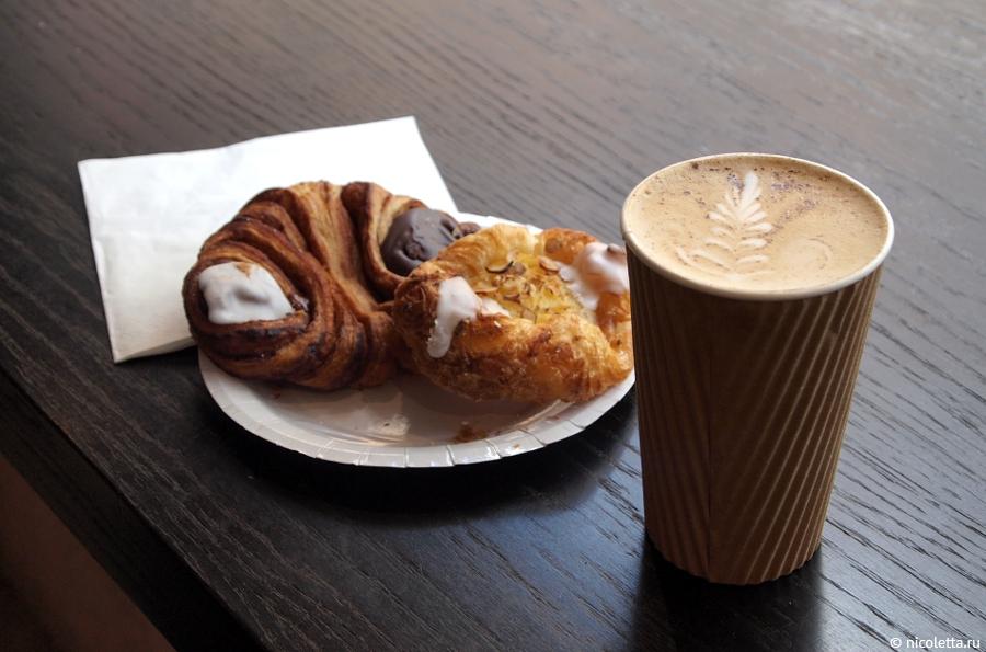 Кофейня - пекарня в Этажах