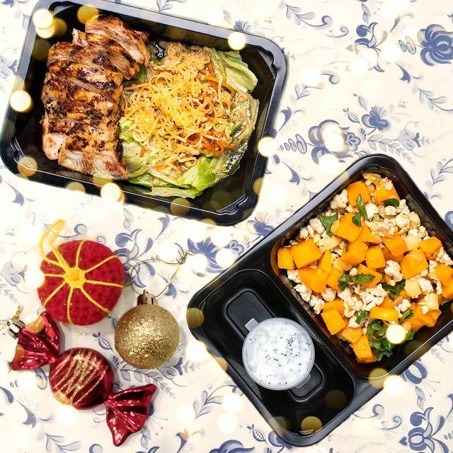 Рентабельный сервис доставки здорового питания