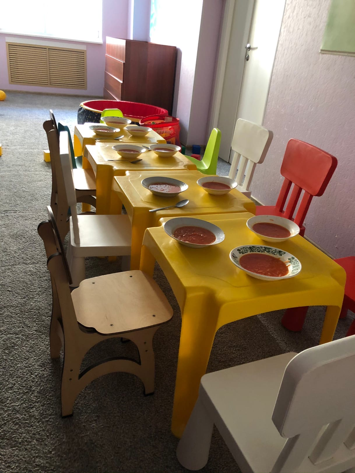 Детский сад Коммерческое помещение Прибыль 150 000