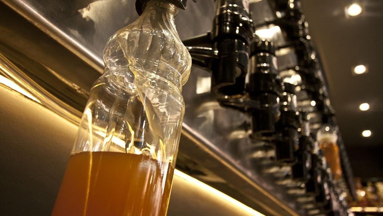 Точка разливного пива на юго-западе