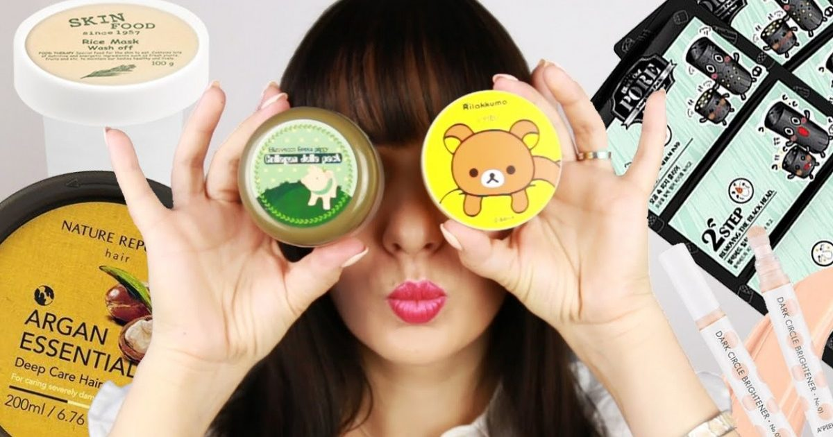 Интернет-магазин Азиатской косметики