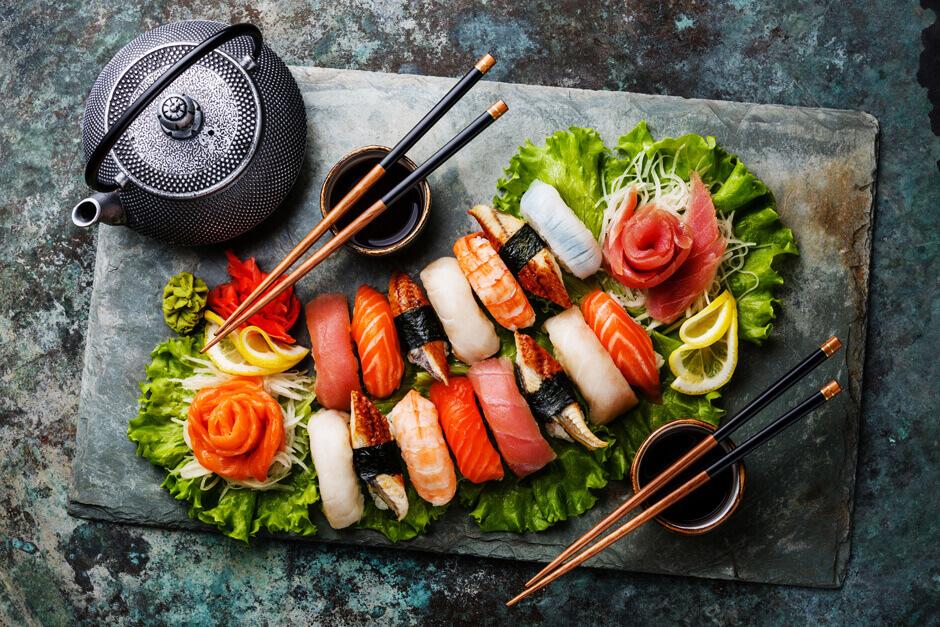 Суши-магазин с высокой прибылью