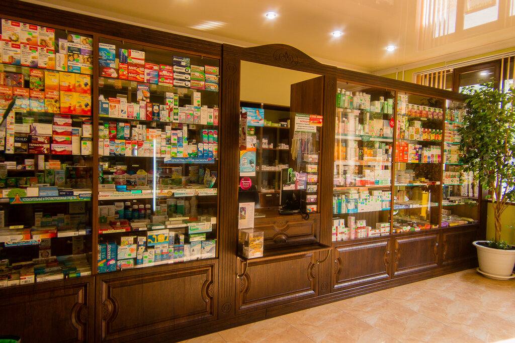 Аптека под ключ 20 лет работы