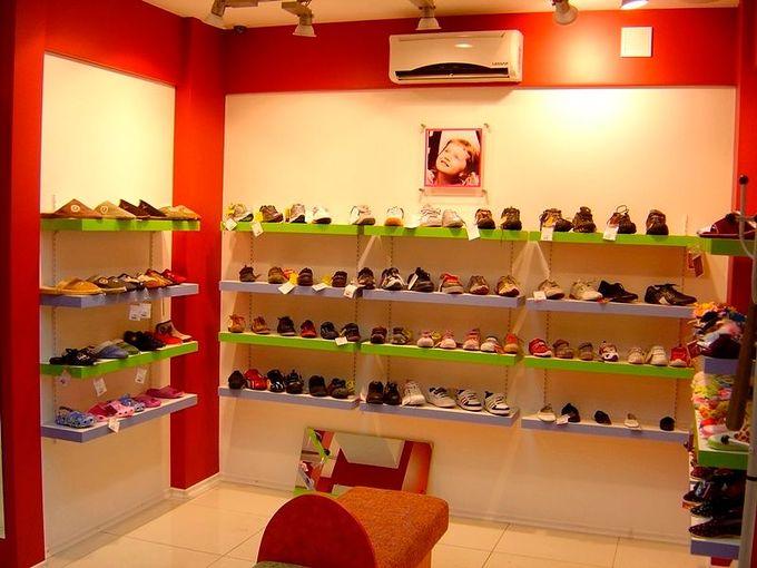 Магазин женской обуви без конкурентов
