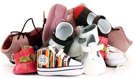 Розничный магазин детской обуви по цене активов