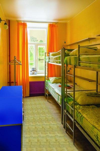 Молодежный хостел на 7 номеров у Московского вокзала в собственность