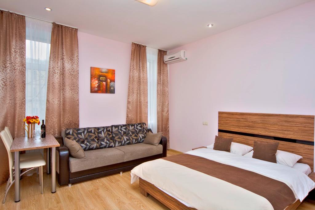 Мини-отель в сердце города на 10 номеров