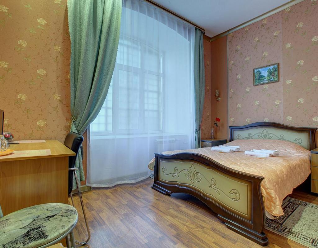 Мини-отель на 9 номеров с низкой арендой