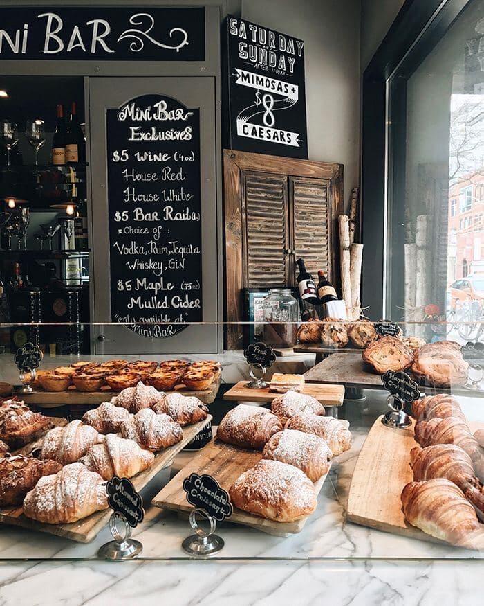 Пекарня полного цикла с высоким трафиком
