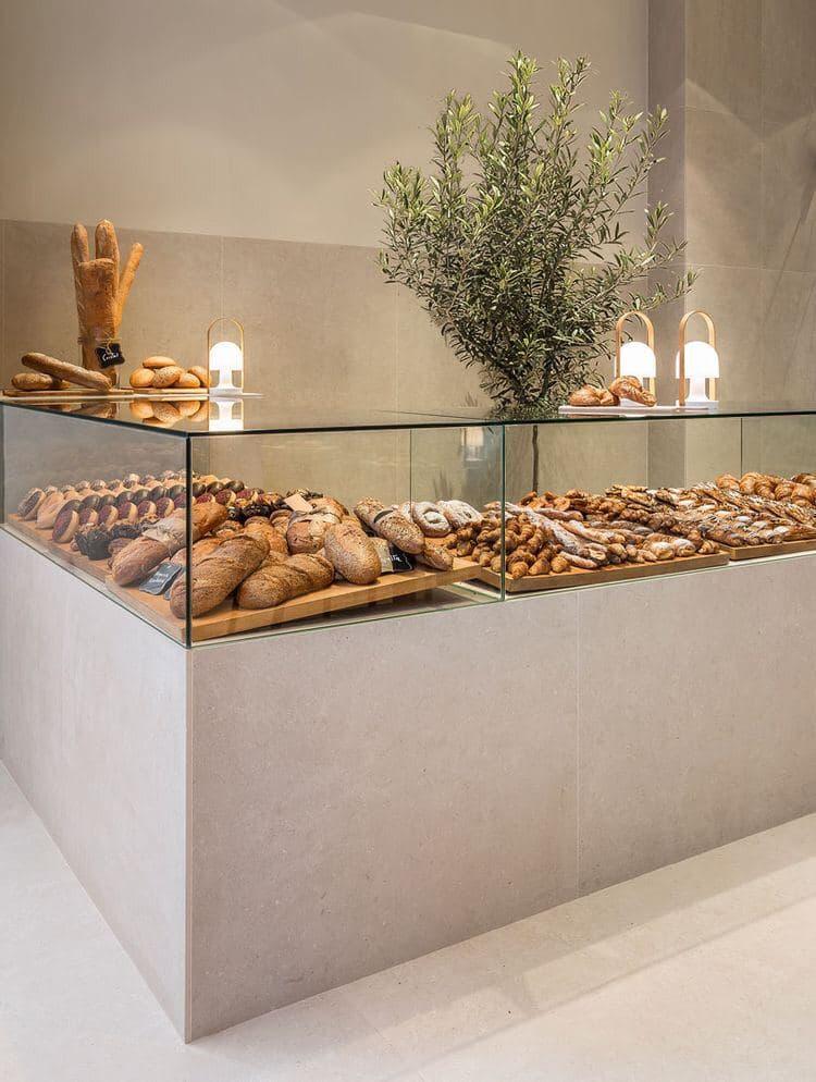 Пекарня с чистой подтвержденной прибылью