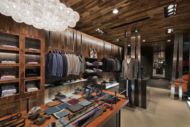 Магазин одежды в Лаппеенранте