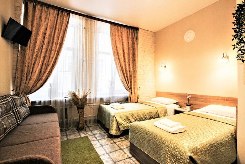 Отель 7 номеров (Апартаменты)