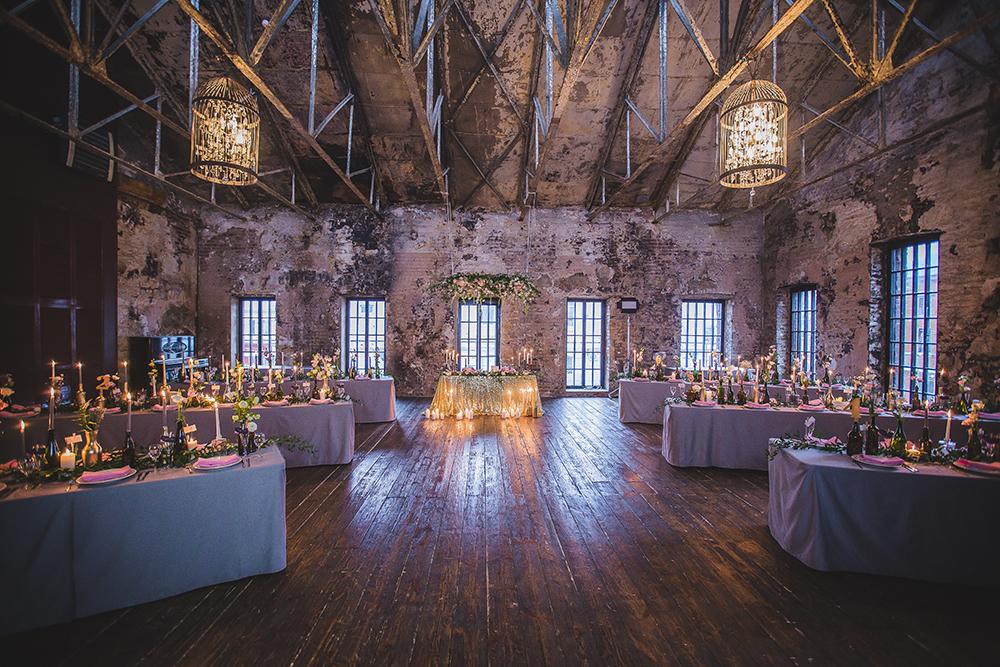 Известная сеть свадебных ресторанов