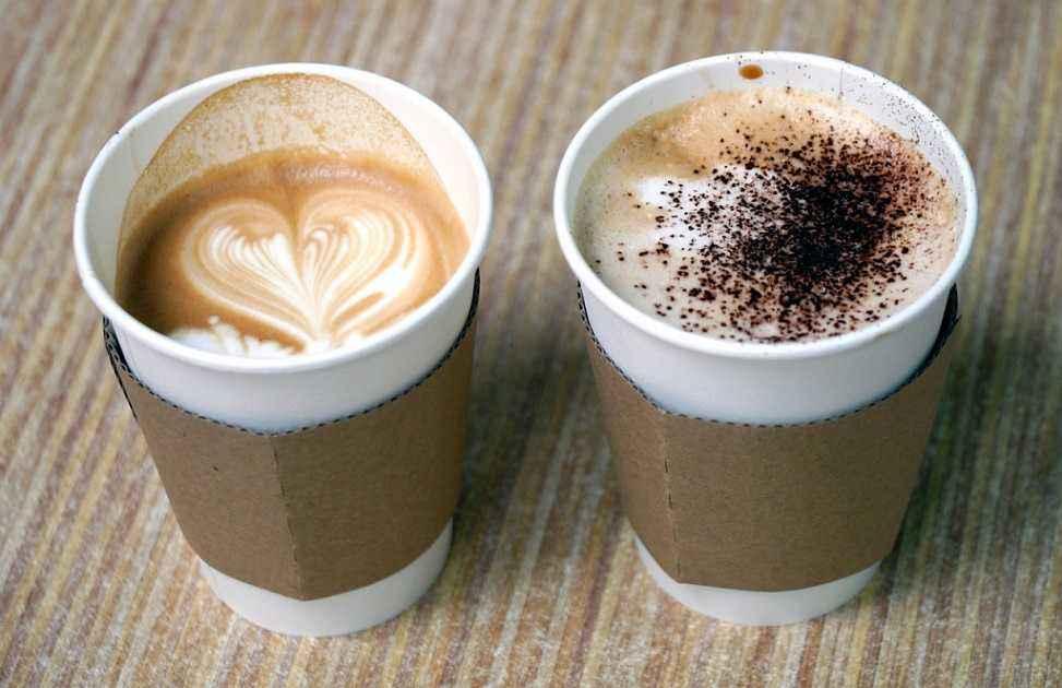 Кофе с собой в отличной локации