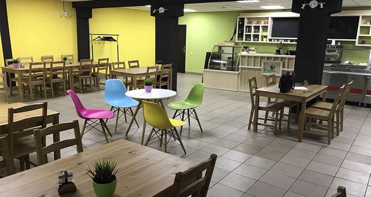 Кафе в бизнес-центре с подтвержденной прибылью