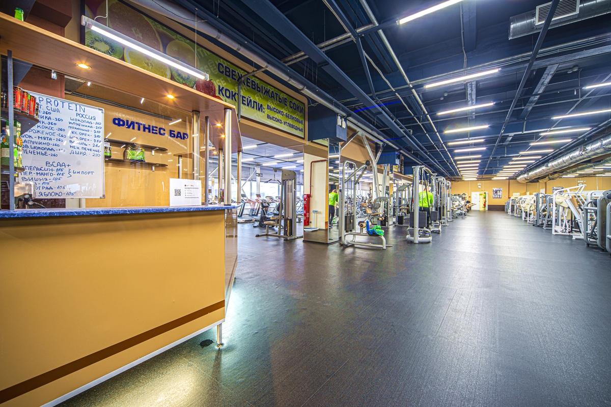 Фитнес-бар