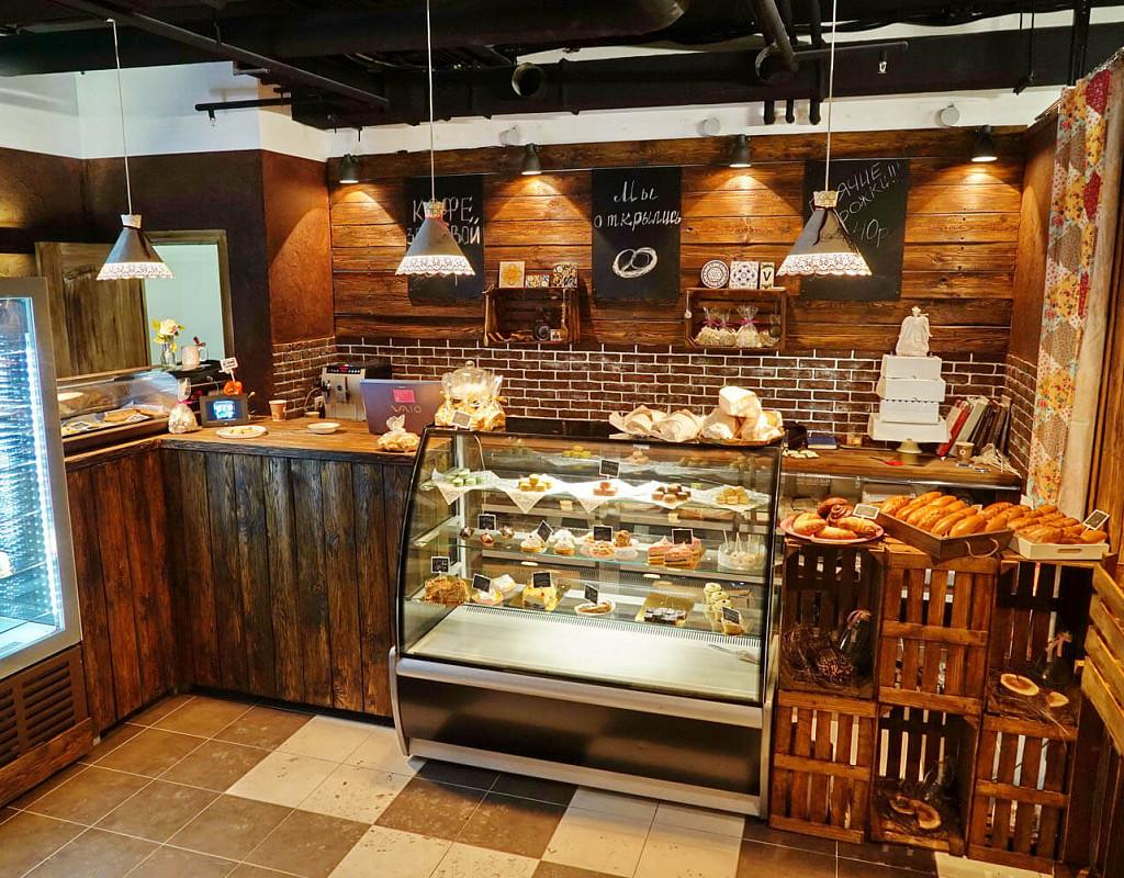 Кофейня на северо – востоке города