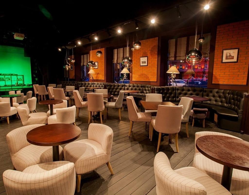 Круглосуточный бар с алкогольной лицензией