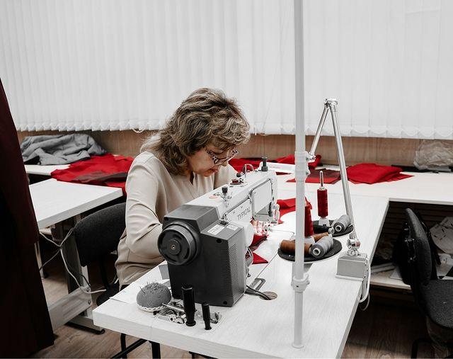 Швейный цех с подтвержденной чистой прибылью