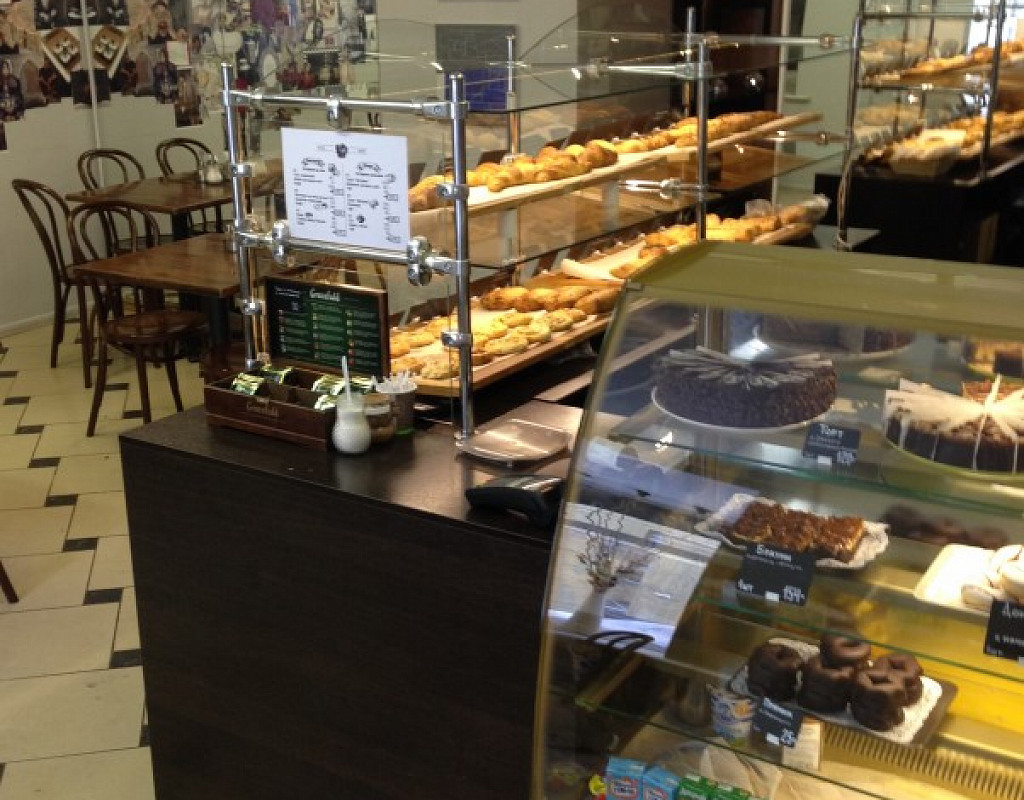 Пекарня у Московского вокзала. Окупаемость 10 месяцев