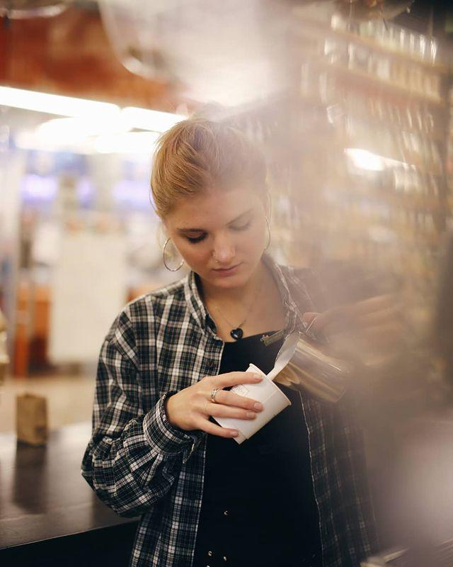 Кофейня / кофе с собой в центре