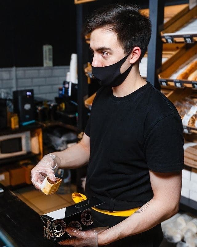Пекарня у метро Ломоносовская