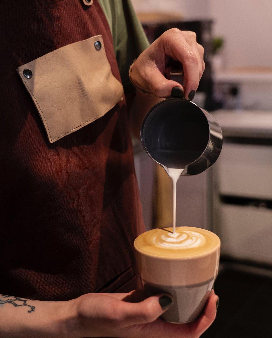 Кофейня без конкурентов