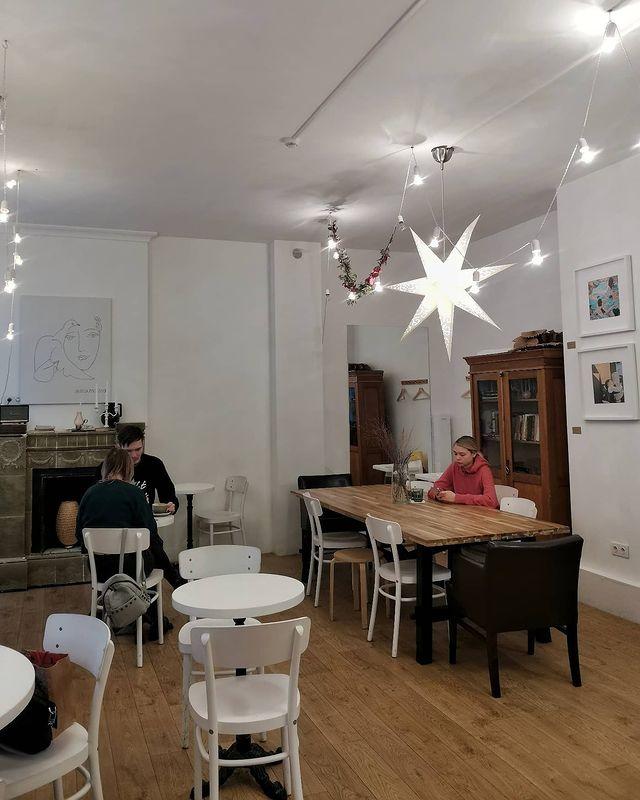 Кофейня на Петроградской с отличным ремонтом