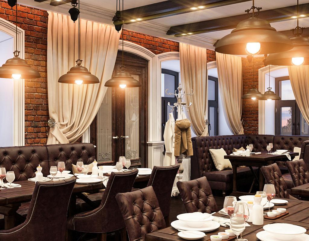 Кафе хинкальная в центре города