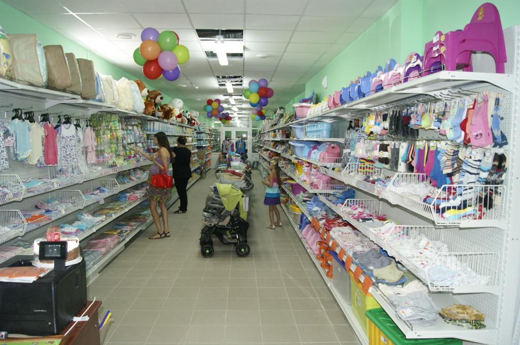 Сеть из двух детских магазинов во Всеволожске