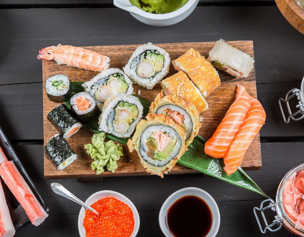 Суши-магазин от лидера рынка с выручкой в 1.000.000 мес