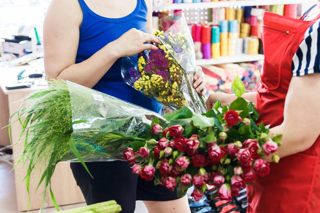 Магазин Цветы Приморский Район