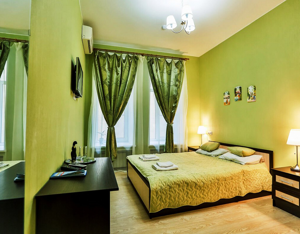Мини-отель на 6 номеров с санузлами в собственность