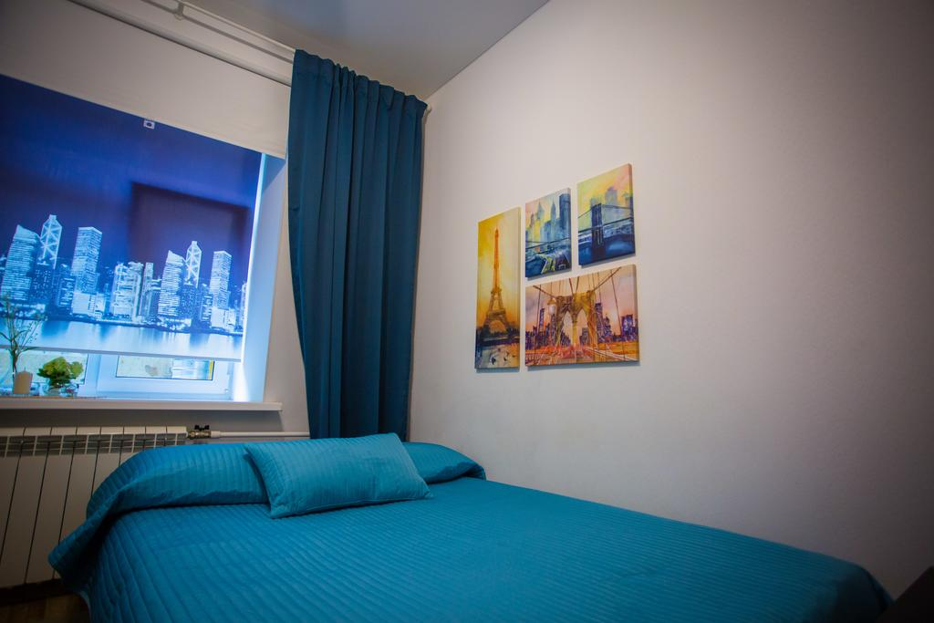 Апартаменты 4 номера от УК на 5 углах