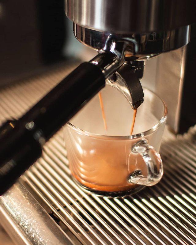 Кофе с собой в шикарной локации
