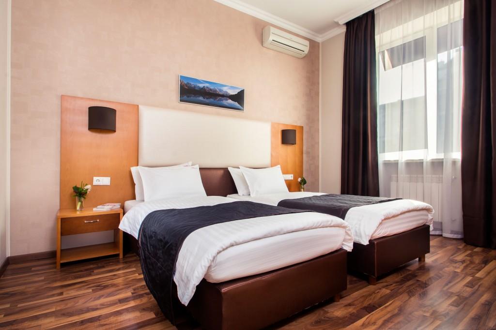 Отель на 50 номеров в отдельно стоящем здании