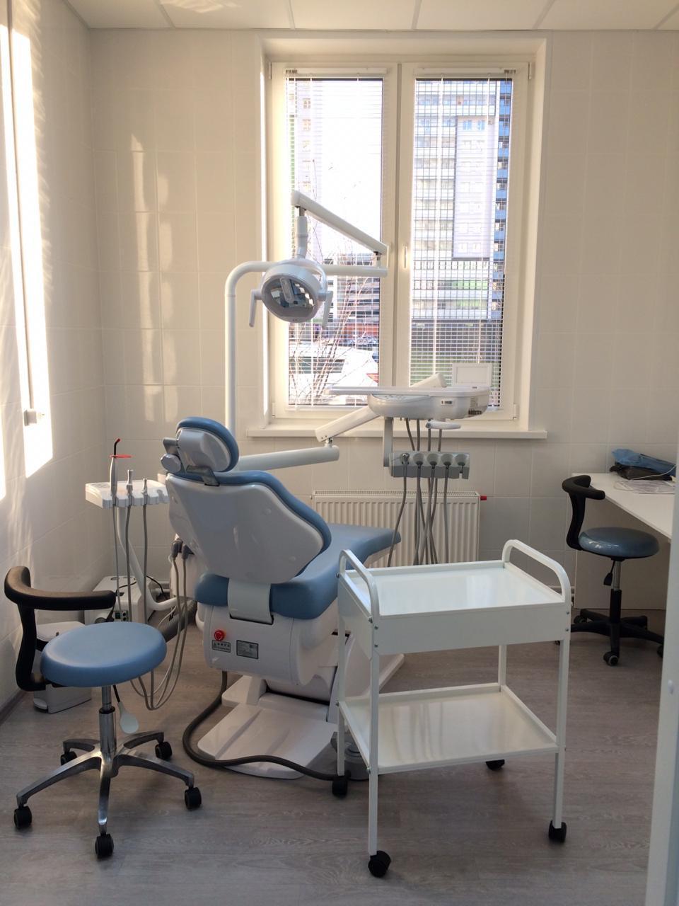 Стоматология с новым оборудованием