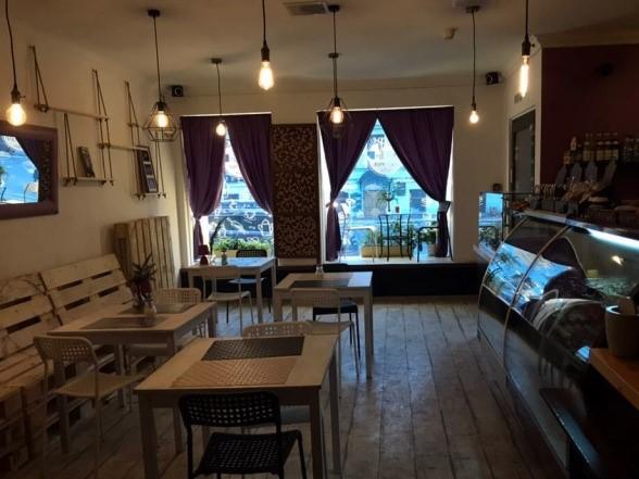 Уютная кафе-пекарня в самом центре города