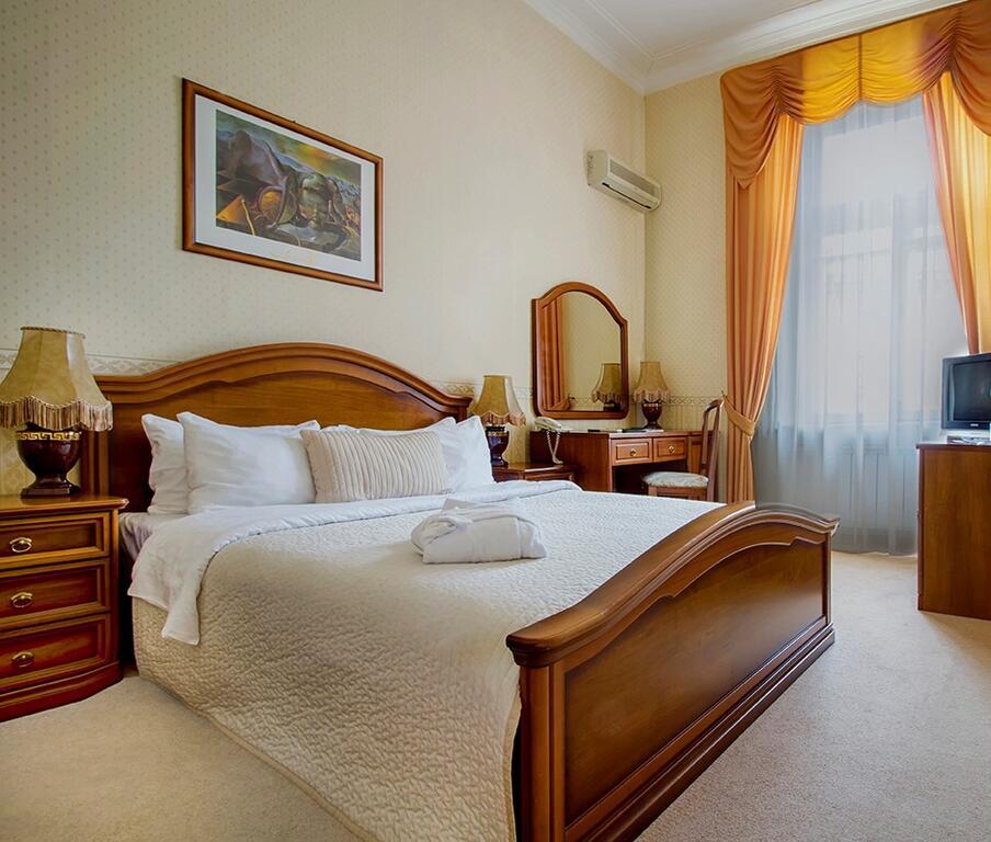 Отель с помещением в собственность. Н/ф. 3 звезды