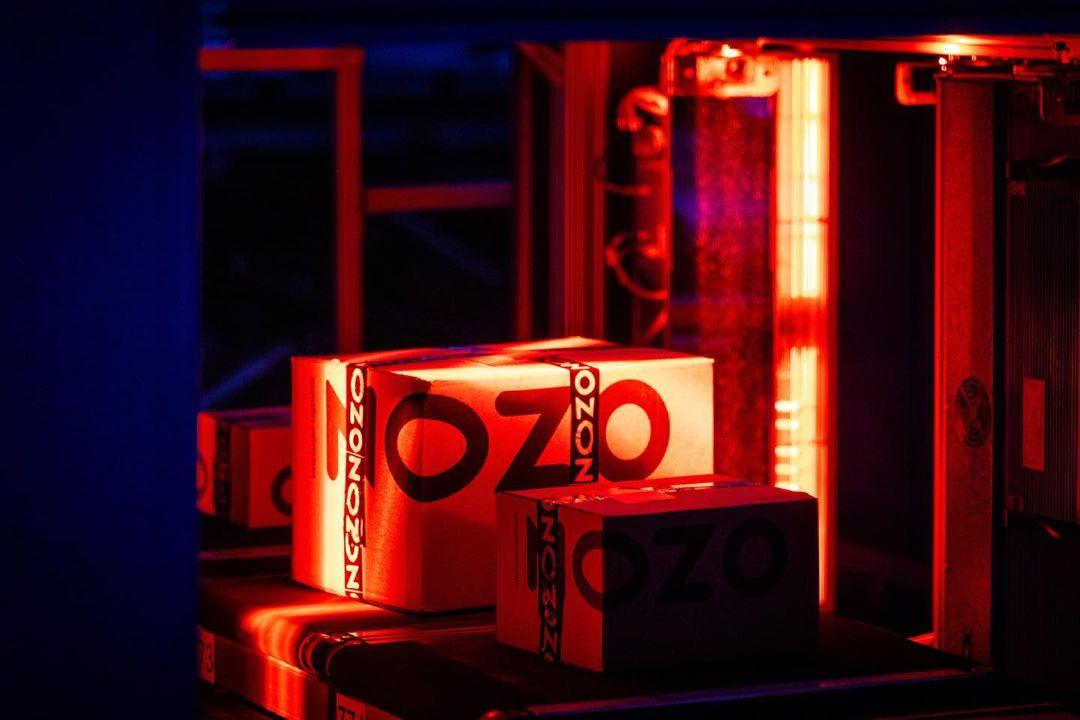 Пункт выдачи заказов Ozon