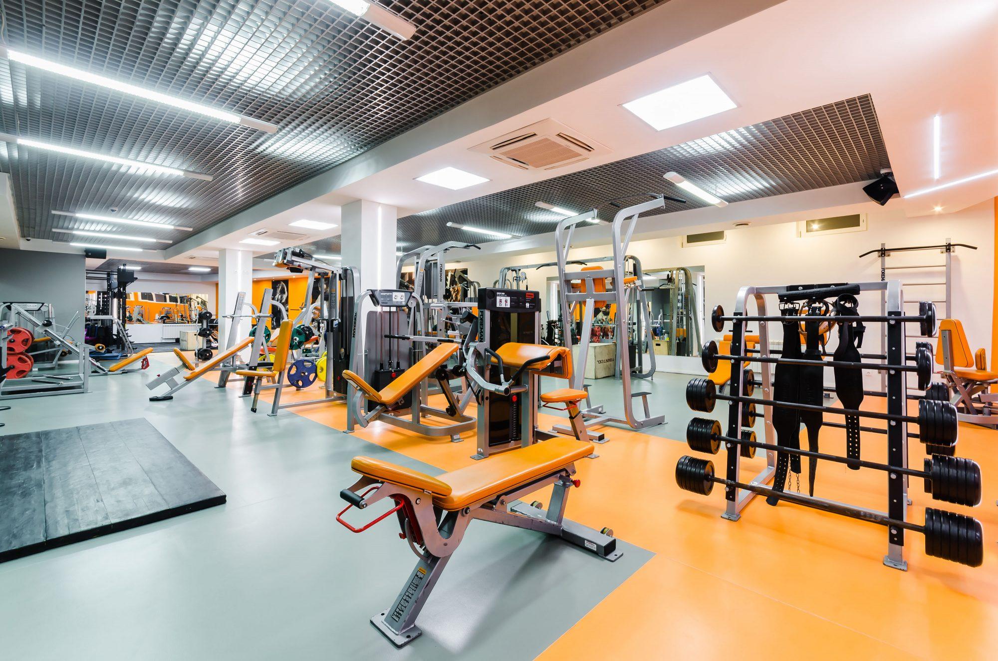Фитнес-клуб в Красногвардейском районе