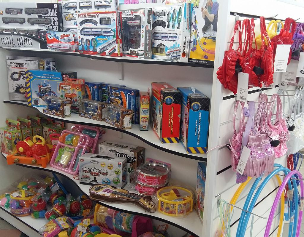Сеть магазинов детских товаров. Помещения в собственности